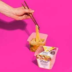 Asian-inspired brand, itsu, begins phased launch with three new products available in supermarket heat-to-eat sections