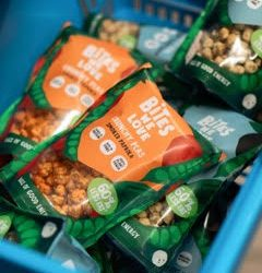 BitesWeLove: best-selling Dutch snack brand to arrive in Sainsbury's this summer