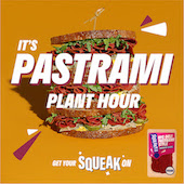 Plant hour has arrived: Squeaky Bean launches first ATL campaign with And Rising