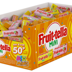 Perfetti Van Melle launches new 'Mix of Minis' miniature formats
