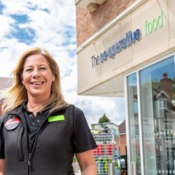 Quorn food store's £108,000 makeover a source of pride for manager who grew up in the village