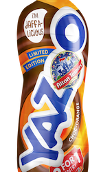 YAZOO launches limited-edition Jaffalicious Choc-Orange flavour in a one litre format