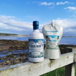 Rock Rose Gin Citrus Coastal Edition to launch in a sustainable refill pouch