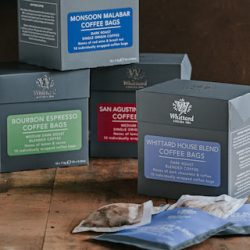 Whittard of Chelsea launches Coffee Bags