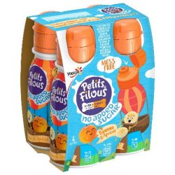 Petits Filous develops No Added Sugar variant for much-loved Mess Free range
