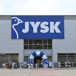 JYSK continues rapid UK expansion with new store launch in Stockport