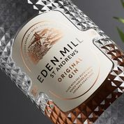 Scottish design studio, Tangent, partners with Eden Mill to launch gin range with a focus on sustainability and storytelling