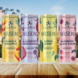 Exciting new flavours for Radnor's Infusions brand