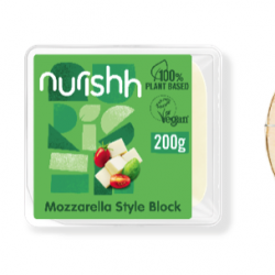 Bel UK launches Nurishh, the brand's first range of plant-based alternatives to cheese