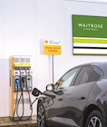 Shell to install hundreds of electrical vehicle charging points at Waitrose stores by 2025 as part of expanded partnership