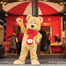 St James Quarter signs iconic toy giant Hamleys