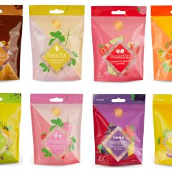 Gourmet Gummies from award-winning confectioners, SugarSin