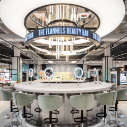 FLANNELS unveils the first of its new-look luxury flagship stores in Sheffield