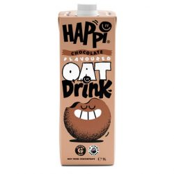 Oat milk chocolate brand moves into vegan drinks market  with new launch