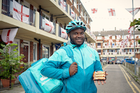 Deliveroo to give away three free Lion bars for eager England fans