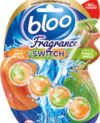 Bloo launches Fragrance Switch rim blocks to toilet cleaner range