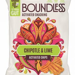 Boundless Activated Snacking debuts chips which are claimed to be good for the gut