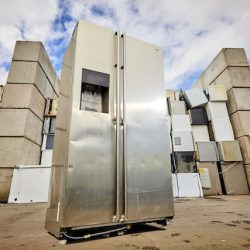 AO celebrates recycling over two million fridges at Telford plant