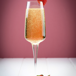 AVA Berries identifies perfect strawberry to enjoy with a glass of fizz