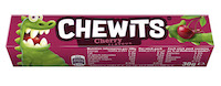 Chewits expands Classic and Xtreme Chews with four new flavours