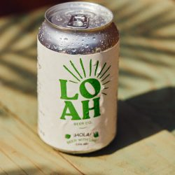 Loah Beer Co. introduces one of the healthiest low-alcohol beers to the market with a low-calorie and low-sugar variant