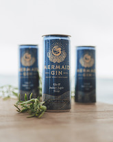 Isle of Wight Distillery launches Mermaid Gin in RTD format