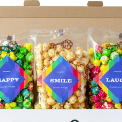 Popcorn Shed launches popcorn by post