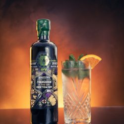Manchester-based distillery announces collaboration with Cheshire's Beartown Brewery to create new Tom Gin