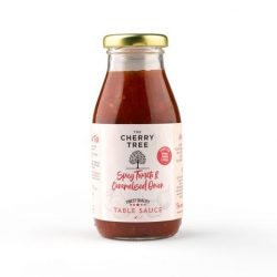 The Cherry Tree launches Spicy Tomato & Caramelised Onion Table Sauce