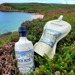 Rock Rose Gin voted a 'Cool Brand' in 2021/2022 roster