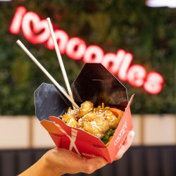 Chopstix Noodle Bar launches in Leicester