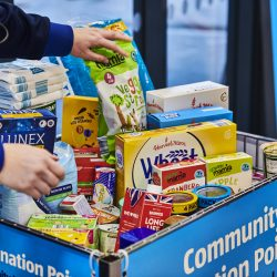 Aldi introduces community donation points in stores nationwide