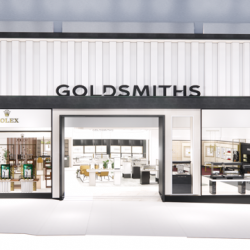 Goldsmiths to unveil new store design in major retail hubs and regional stores