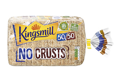 Kingsmill premiers UK's first recycled bread bag