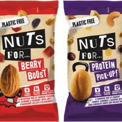 Sun Valley's bestselling D2C fun nut mixes roll into retail