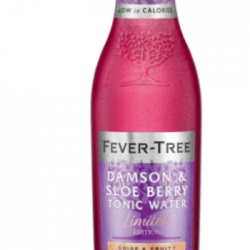 Fever-Tree adds limited-edition Damson & Sloe Berry Tonic Water to range