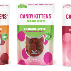 Candy Kittens welcomes vegan gummy range Gourmies to growing squad of sweets