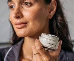NEOM grows skincare category with launch of Perfect Night's Sleep facial cream
