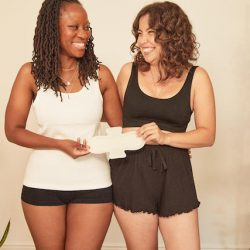 Planera launches a breakthrough in period care with flushable pads