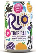 Rio becomes the second fastest growing fruit carbonates brand