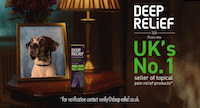 Deep Relief hits TV screens with brand new ad