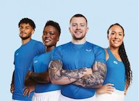 Adam Peaty MBE, Nicola Adams OBE, Tyrone Mings and Heather Watson team up as 'Team PB' and fly flag for Alpro Soya