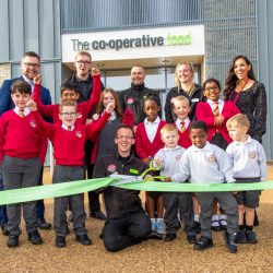 Central England Co-op officially opens new £600k store to support new Warwickshire community