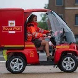 Royal Mail trials two types of micro electric vehicles as part of drive to further reduce emissions