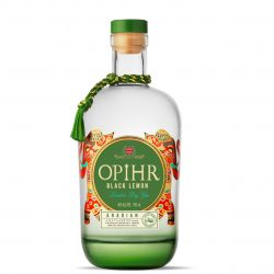 OPIHR Spiced Gin's new Black Lemon expression launching in Tesco and Sainsbury's this autumn