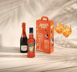Aperol announces first NPD in the UK: the Aperol Spritz Kit
