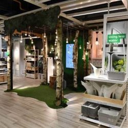 IKEA launches Sustainable Living Shops as over half of Brits aren't taking action against climate change because it's too expensive