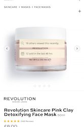 Revolution Beauty accelerates customer engagement with an increased online conversion rate uplift of 3.59% using Taggstar's social proof messaging