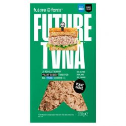 Plant-based tuna that looks and tastes like the real thing launches in the UK