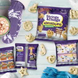 Strings & Things brings back its limited-edition Halloween and Winter-themed packaging